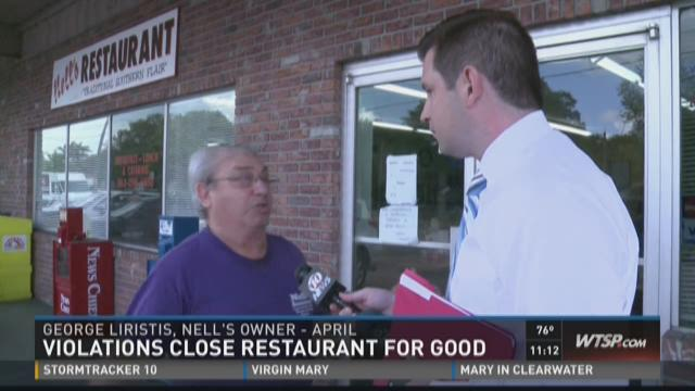 Nell S Country Kitchen In Winter Haven