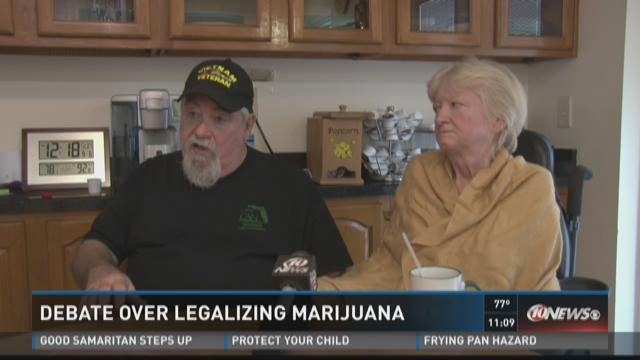 legalisation debate Many supporters of marijuana legalization cite its perceived health benefits, while opponents say the drug hurts people and society.