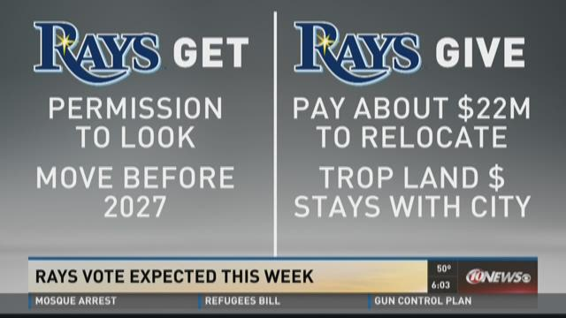 Mayor Rick Kriseman and the Rays renewed talks about a new stadium.