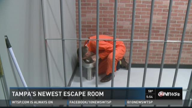 Escape Room Tampa Kennedy