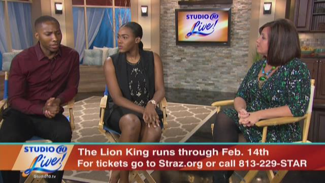 "Disney's ""The Lion King"" Roars Into The Straz"