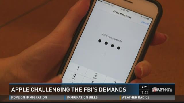 break into iphone why the fbi forcing apple to into an iphone is a big 8536