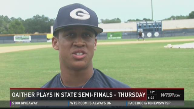 Gaither High baseball plays in FHSAA state semi-finals