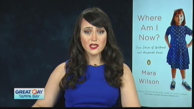 Actress Mara Wilson: