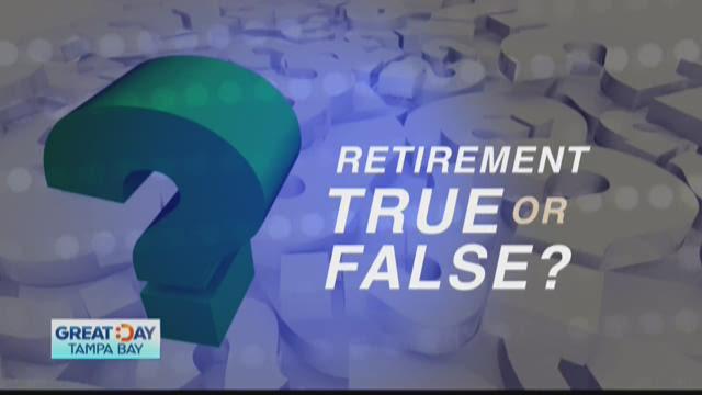 Retirement True or False with Sandy Morris