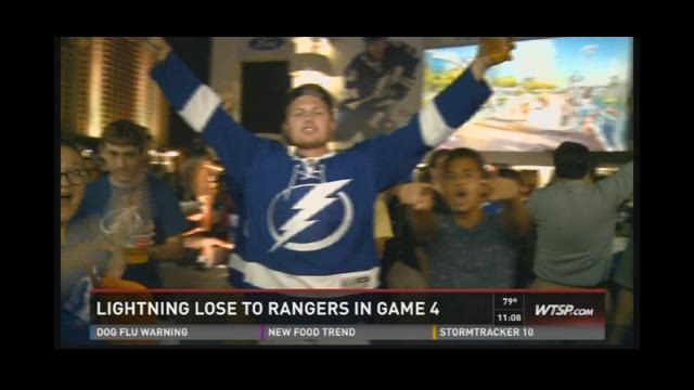 Rangers beat Lightning 5-1, series now tied