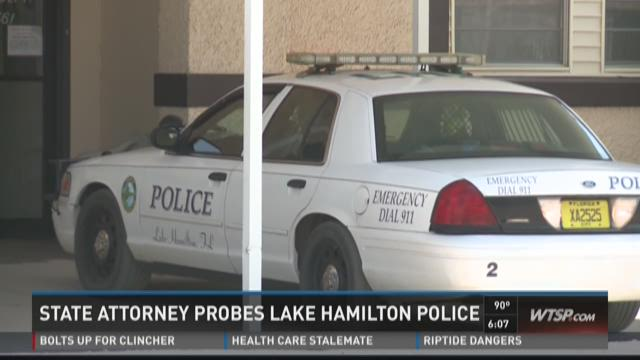 State attorney probes Lake Hamilton Police