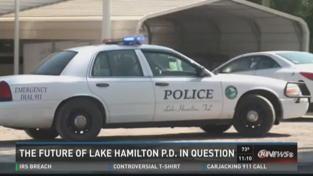 Future of Lake Hamilton PD in question