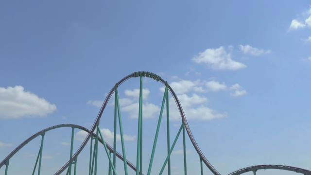 Raw Video: Ride SeaWorld's Mako hypercoaster
