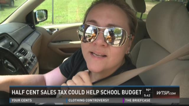 Hernando schools seek half-cent increase in sales tax