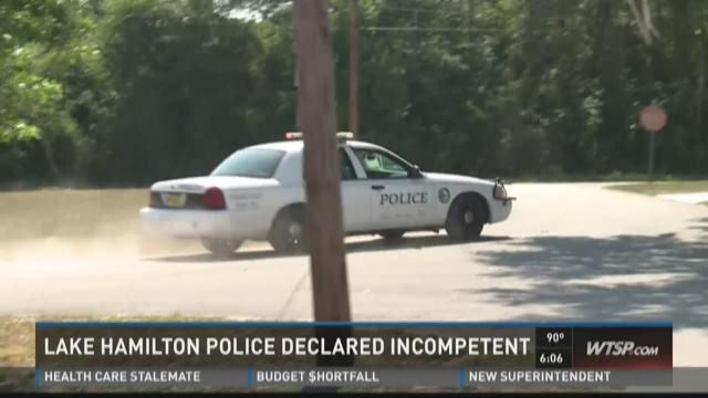 SAO declares Lake Hamilton PD incompetent