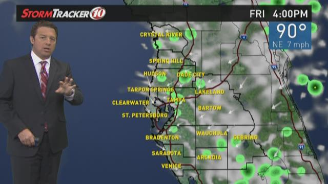 Tampa Bay Times Weather Forecast