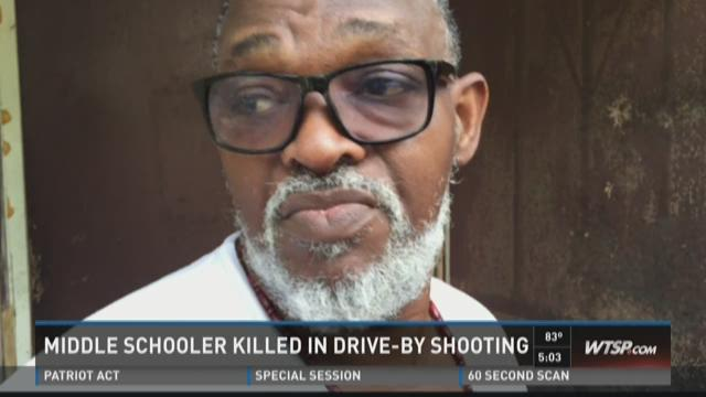Father seeks answers in shooting death of teen son