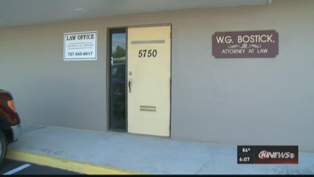 St. Pete lawyer throws personal documents in dumpster