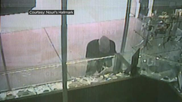 Fort Lauderdale mall jewelry heist