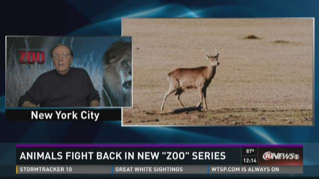 "Animals fight back in new ""Zoo"" series"