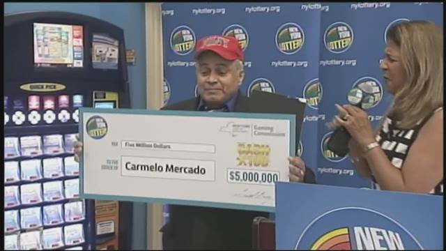 9/11 firefighter wins $5M on scratch-off
