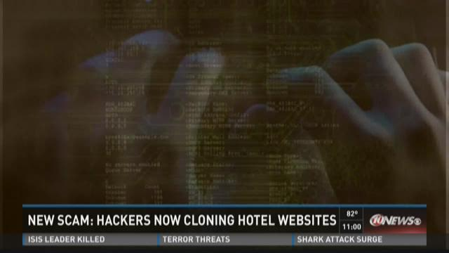 New scam: Hackers now cloning hotel websites