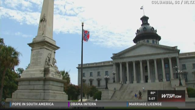 S.C. Senate votes to remove Confederate flag