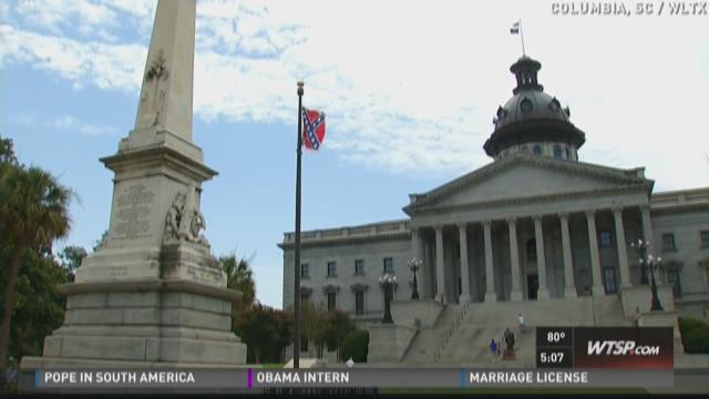 S.C. Senate votes to remove Confederate flag