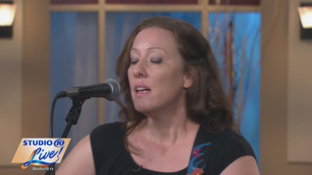 """Rebekah Pulley performs """"Sweet Life"""""""