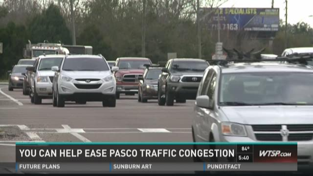 Pasco commuters can help with S.R. 54/56 changes