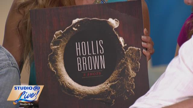 A chat with Hollis Brown