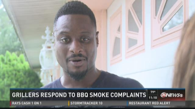 BBQ smoke video goes viral from Pinellas