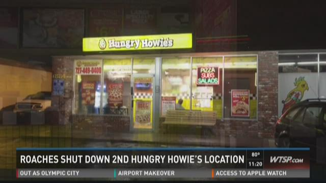 Another Hungry Howie's closed