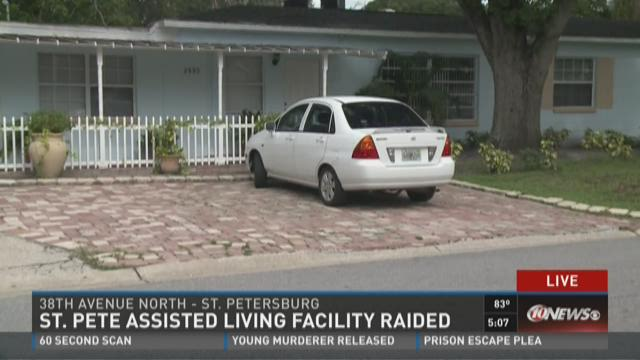 Fraud case closes assisted-living center