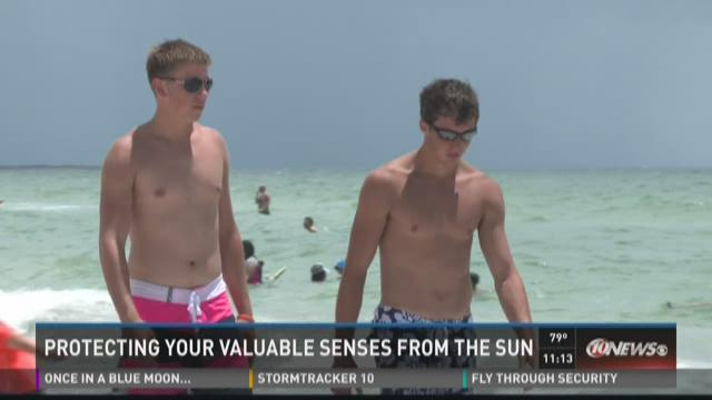 Health alert: Protect your eyes from sun