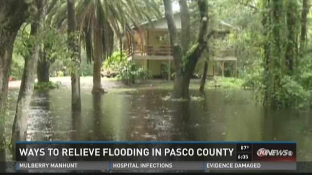 Pasco declares flooding state of emergency
