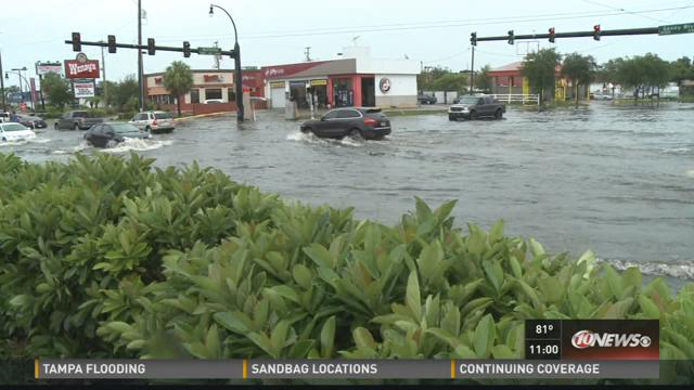 Concerns over Tampa's storm water system