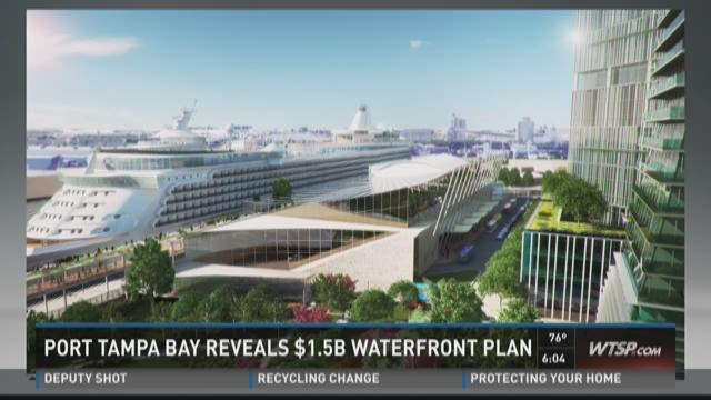 Port Tampa Bay's vision for Channel District