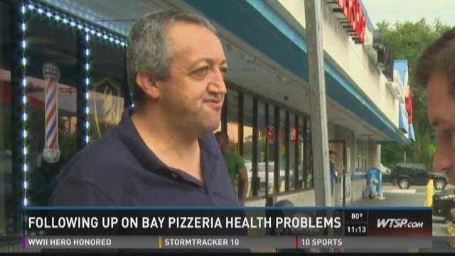 Lutz pizzeria blocks followup to health code violations
