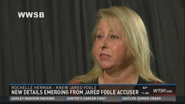 Sarasota woman recorded Fogle comments