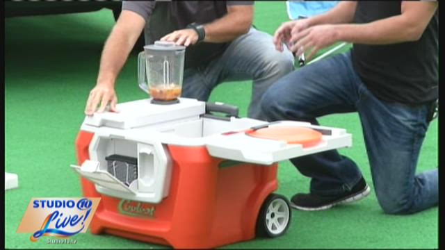 Tailgating in Style!
