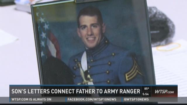 Father awaits visit with son in Ranger School
