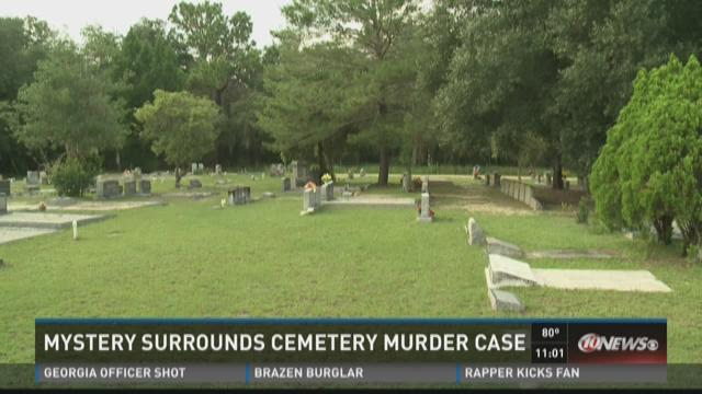 Hillsborough detectives investigate body found in cemetery