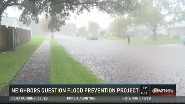 Some, not all, Pasco residents getting flooding assistance