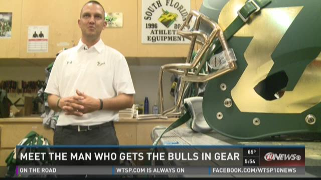 Longtime manager keeps Bulls in gear
