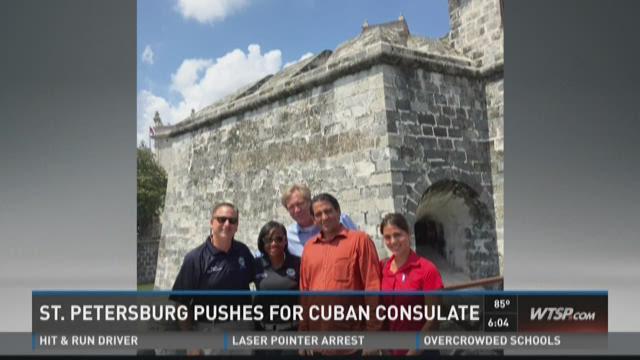 St. Pete Mayor Rick Kriseman visits Cuba