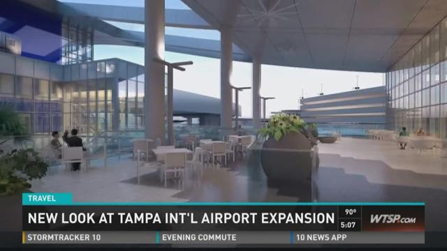 Tampa International expansion may raise fee
