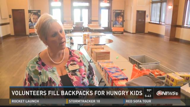 Program makes sure students have meals on weekend