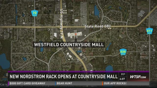 New Nordstrom Rack opens at Countryside Mall
