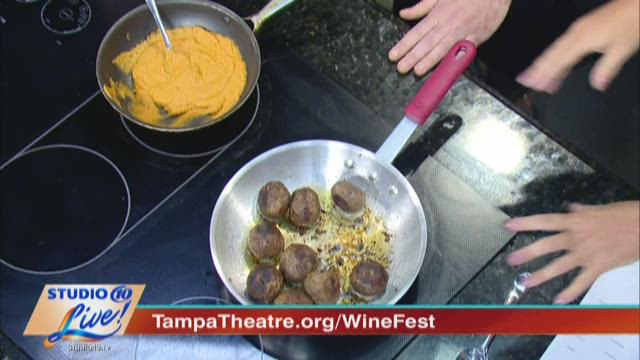Tampa Theatre's Annual WineFest