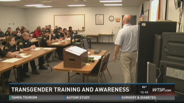 St. Pete Police holds transgender training, awareness