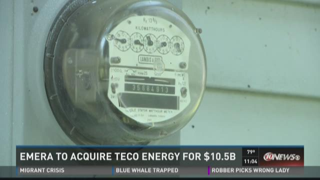 Canadian firm takes over TECO