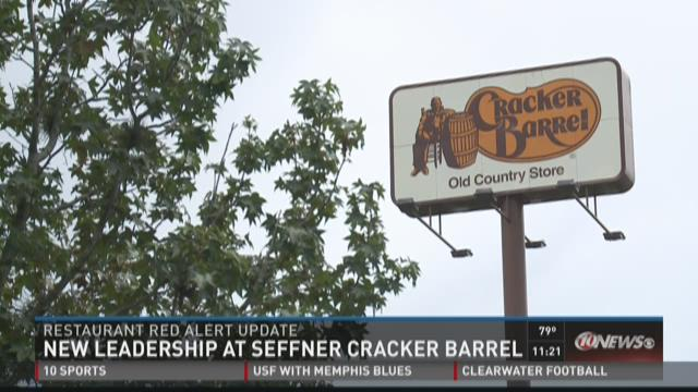 Cracker Barrel in Seffner gets new management