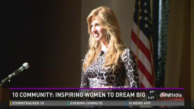 10 Community: Inspiring women to dream big